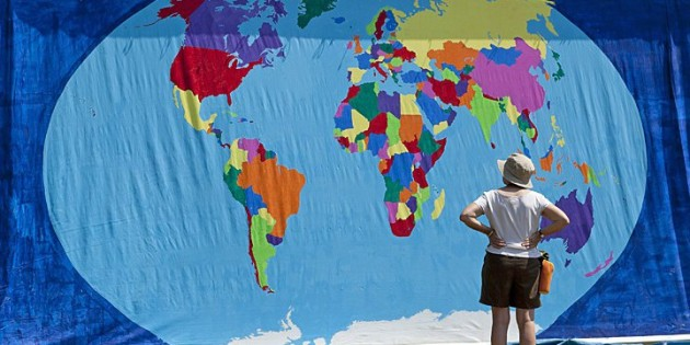 A colorful world before you.   Source: US Peace Corps on Flickr