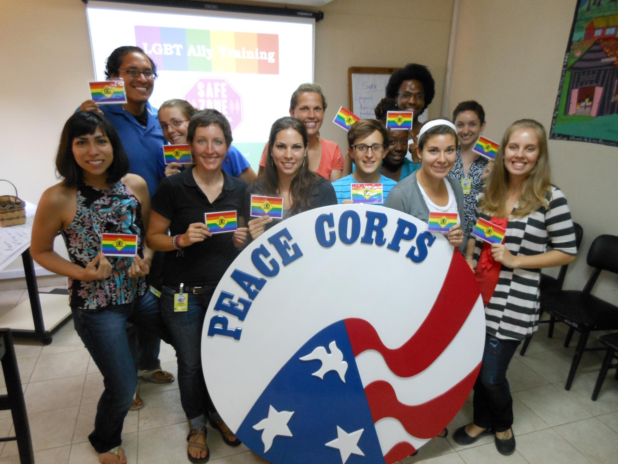 peace corps gay discrimination