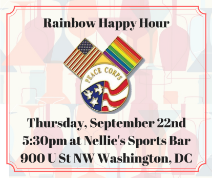 Rainbow Happy Hour