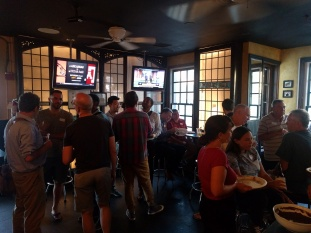 Rainbow Happy Hour at Nelly's Sports Bar